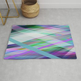 Crystal Rave Rug