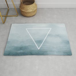 Effervescent in the Pure of Water Rug