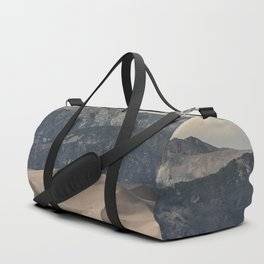 Great Sand Dunes National Park - Rocky Mountains Colorado Duffle Bag