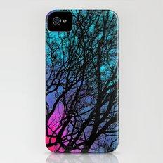 Behind The ol' Crape Myrtle iPhone (4, 4s) Slim Case