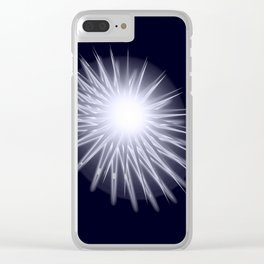 Omnious star Clear iPhone Case