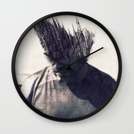 With Nature in Mind Wall Clock