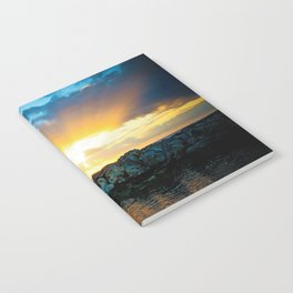 Burst of Light Notebook