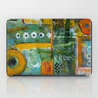 starbucks iPad Cases featuring Starbucks by Jenny Chatterton