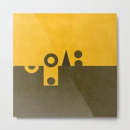 Playground #society6 #buyart #decor Metal Print