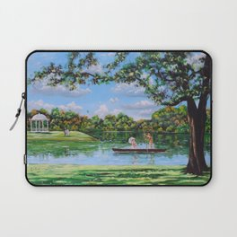 Mary Poppins in the park Laptop Sleeve