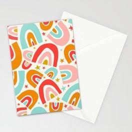 Raining Rainbows - Multi Stationery Cards