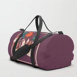 Type Love 001 Duffle Bag