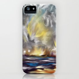 Gate of Ishtar iPhone Case