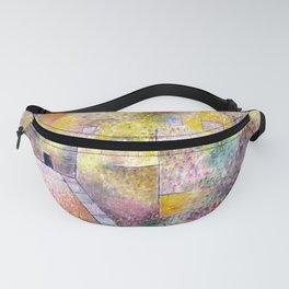 Paul Klee Oriental Pleasure Garden Fanny Pack
