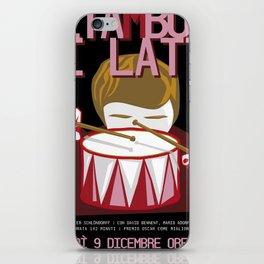 The tin drum iPhone Skin