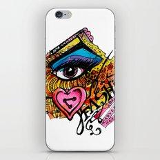 i  iPhone & iPod Skin