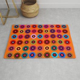 Orange Theorem Rug