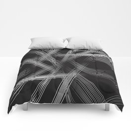 Crystal Strings Comforters