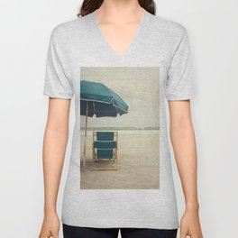 Have a Seat Unisex V-Neck