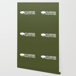 Bison: Yellowstone National Park Wallpaper