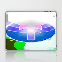 The Only Way is Up Laptop & iPad Skin