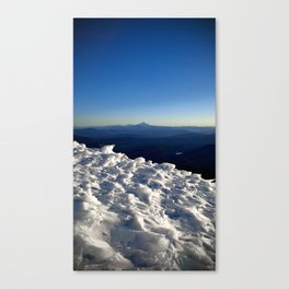 (#39) Mount Jefferson from Palmer Canvas Print