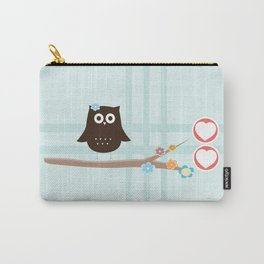 Owl Love Carry-All Pouch