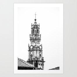 clockwise Art Print
