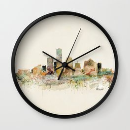 milwaukee wisconsin Wall Clock