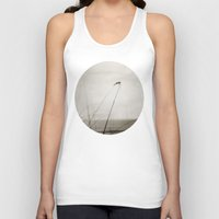 dragonfly Tank Tops featuring Dragonfly by Bella Blue Photography