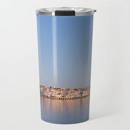 Es grau. Travel Mug