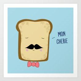 French Toast Art Print