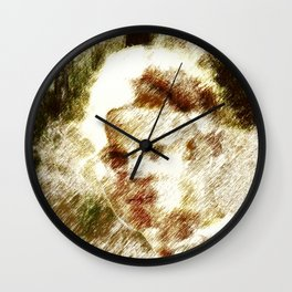 Past Life, The Model #02 Wall Clock