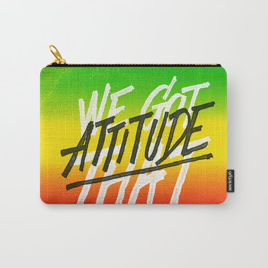 Attitude Carry-All Pouch