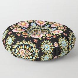 Flower Crown Bijoux Floor Pillow