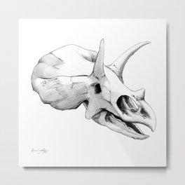 R.I.P. Cera Metal Print