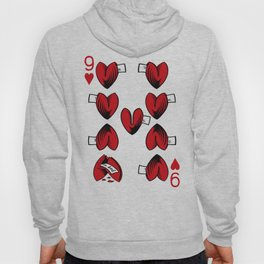 Delicious Deck: The Nine of Hearts Hoody