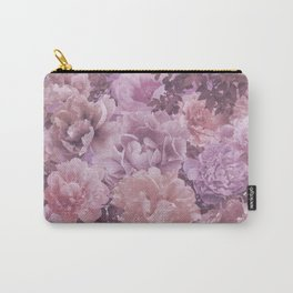 Dauphine Floral Carry-All Pouch