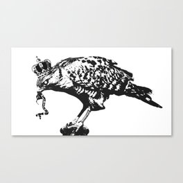 Royal King Canvas Print