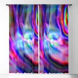 Artist's way to afterlife ... Blackout Curtain