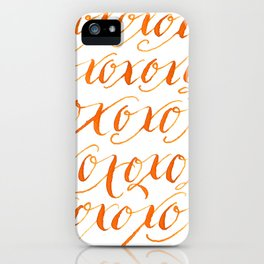 XOx24 iPhone Case