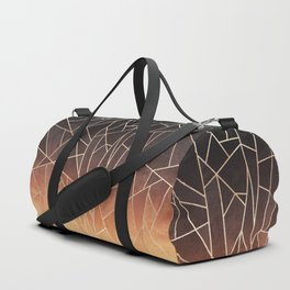 Shattered Ombre Duffle Bag