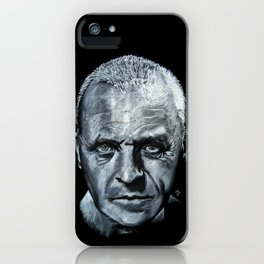 Sir Anthony Hopkins iPhone Case