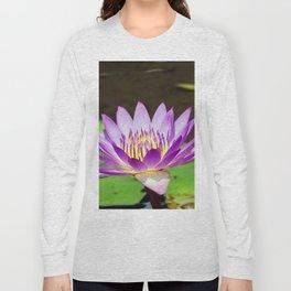 Water Lily Magic Long Sleeve T-shirt