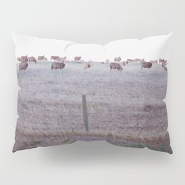 Sheep Valley Pillow Sham
