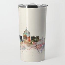 fresno skyline Travel Mug
