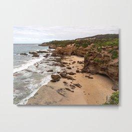 Caves Beach, Central Coast, NSW Metal Print