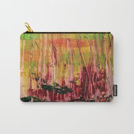 Black Bark Carry-All Pouch