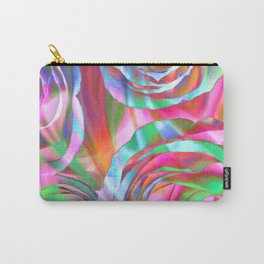 Drunk Roses Carry-All Pouch
