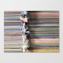 Bolt-Candy Canvas Print