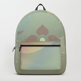 Copper blossom Backpack