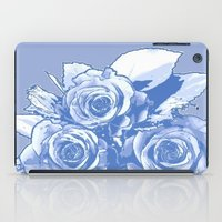 blueprint iPad Cases featuring BluePrint by Laurkinn12