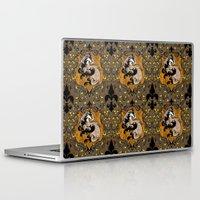 hufflepuff Laptop & iPad Skins featuring Hufflepuff by Cryptovolans