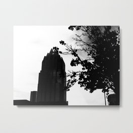 Towers toward the Sky  Metal Print